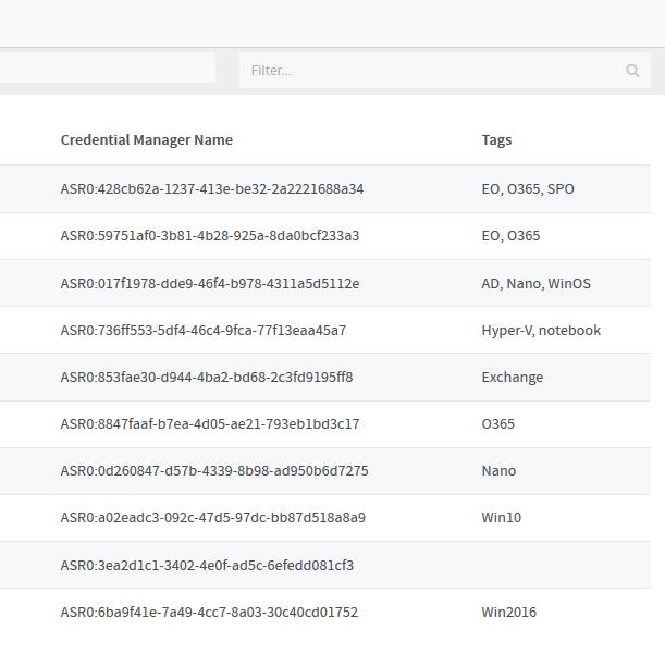 Figure 2: Figure 2: Screenshot of the ScriptRunner Admin App, menu item