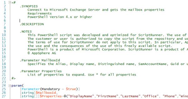 PowerShell-Script-Header-t